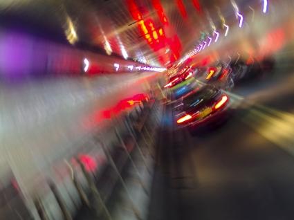 Tunnel de lumière